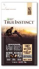 True Instinct Raw Boost Free Range Turkey & Duck Cat Food 1.5kg