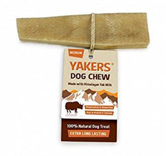 Yakers Chew Medium Dog Treat