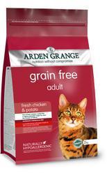 Arden Grange Cat Food Chicken & Potato 4kg
