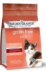 Arden Grange Cat Food Salmon & Potato 2kg