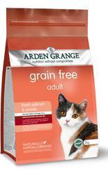 Arden Grange Cat Food Salmon & Potato 2kg