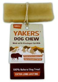 Yakers Chew Small Dog Treat