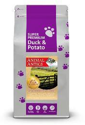 Animal Antics Grain Free Duck and Potato 2kg