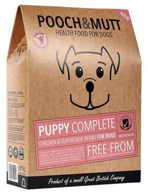 Pooch & Mutt Puppy Grain Free Superfood 1kg