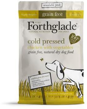 Forthglade Cold Pressed Grain Free Chicken Dog Food 1kg