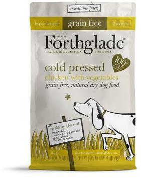 Forthglade Cold Pressed Grain Free Chicken Dog Food 2.5kg
