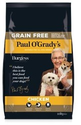 Paul O'Grady Dog Food Grain Free Chicken 10kg