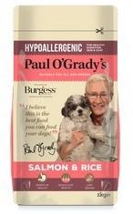 Paul O'Grady Dog Food Salmon & Rice 2kg