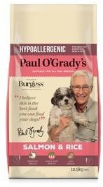 Paul O'Grady Dog Food Salmon & Rice 12.5kg