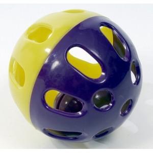 Pet Brands Roller Rabbit Activity Ball 10cm