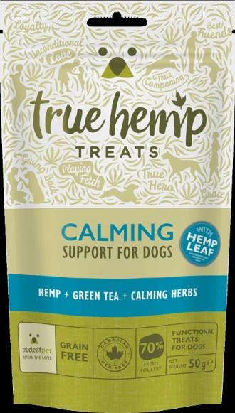 True Hemp Calming Treats for Dog's