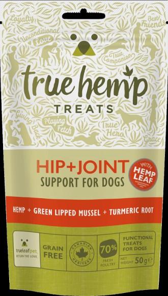 True Hemp Hip and Joint Treats for Dog's