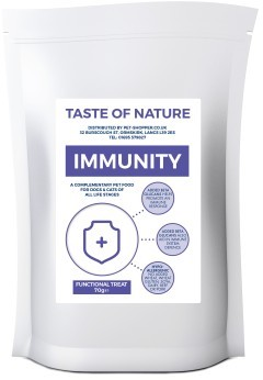 Taste of Nature Immune Treats for Dogs