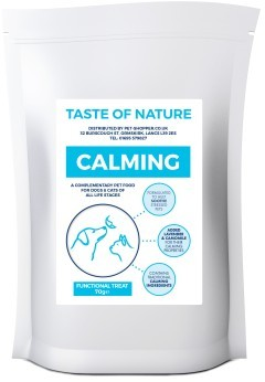 Taste of Nature Calming Treats for Dogs
