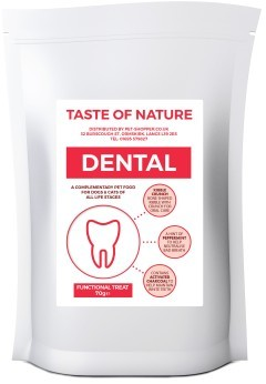 Taste of Nature Dental Treats for Dogs