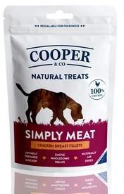 Cooper & Co Chicken Breast Fillets Dog Treats