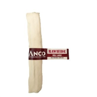 Farm Food Rawhide Dental Roll Large Dog Treat
