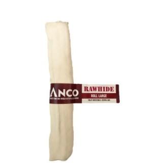 Farm Food Rawhide Dental Roll Large Dog Treat