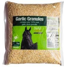 NAF Garlic Granules 1kg