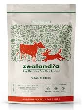Ribbies by Zealandia Natural Dog Treats 150g