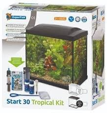 SuperFish Start 30 Tropical Kit Black