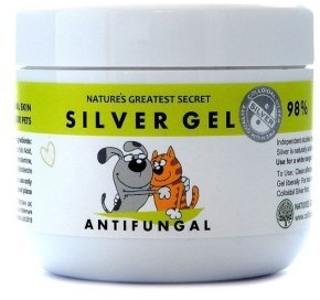 Natures Greatest Secret Colloidal Silver Gel