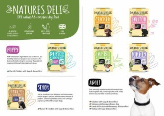 View Natures Deli Products