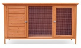 Harrisons Hawkshead Large Rabbit Hutch on legs 152x52x83cm