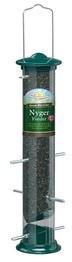 Cast Aluminium Niger Seed Feeder 35cm