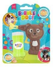 Bubble Dog Gun Peanut butter bubbles