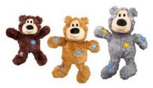KONG Wild Knots Bear Medium Dog Toy