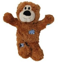 KONG Wild Knots Bear Large Dog Toy