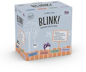 Blink Cat Food Assorted 24 x 85g