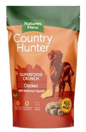 Natures Menu Country Hunter Dog Superfood Crunch Chicken 1.2kg