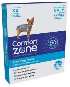 Comfort Zone Calming Vest X Small
