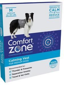Comfort Zone Calming Vest Medium