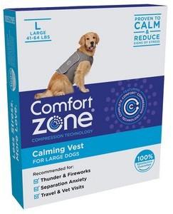Comfort Zone Calming Vest Large