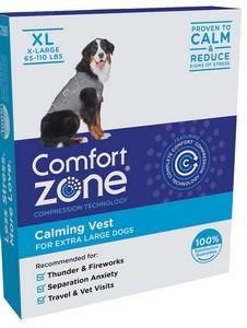 Comfort Zone Calming Vest Extra Large