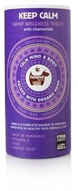 Hownd Keep Calm Hemp Wellness Dog Treats