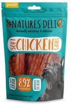 Natures Deli Soft Chicken Strips 100g x 10