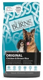 Burns Chicken and Brown Rice Dog Food 12Kg