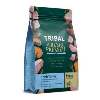 Tribal Grain Free Cold Pressed Puppy Food 2.5kg