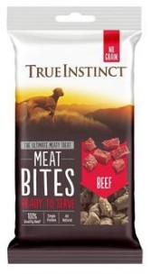True Instinct Freeze Dried Real Beef Bites 20g