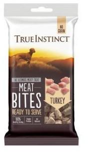 True Instinct Freeze Dried Real Turkey Bites 20g