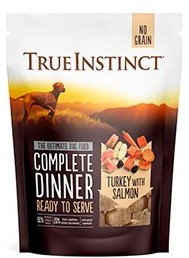 True Instinct Freeze Dried Turkey and Salmon Dinner 120g