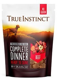 True Instinct Freeze Dried Beef Dinner 120g