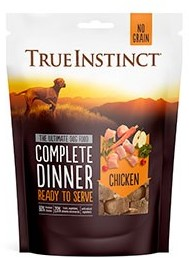 True Instinct Freeze Dried Chicken Dinner 120g