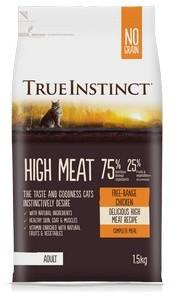 True Instinct Free Range Chicken Cat Food 1.5kg