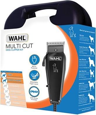 Wahl Animal Dog Clipper Kit Multicut