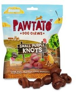 Pawtato Purple Knots 150g (Vegan) x 12